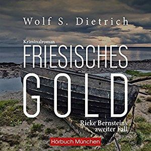 Hörbuch Cover für Friesisches Gold Kommissarin Bernstein 2