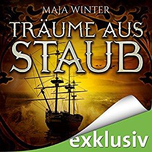 Hörbuch Cover für Träume aus Staub Sternenbrunnen 2