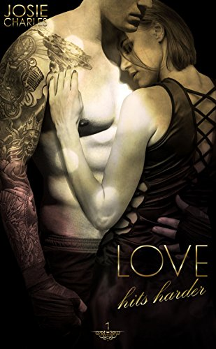 Buch Cover für Love hits harder