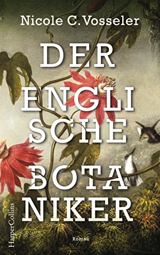 Buch Cover für Der englische Botaniker