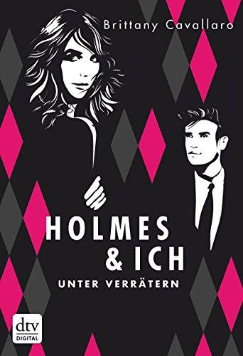 Buch Cover für Holmes und ich – Unter Verrätern