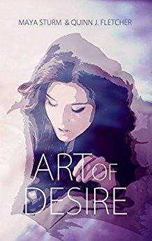 Buch Cover für Art of Desire