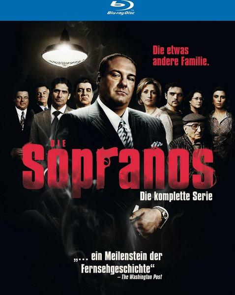 Die Sopranos s01 s06 complete German dl 720p BluRay x264 scene