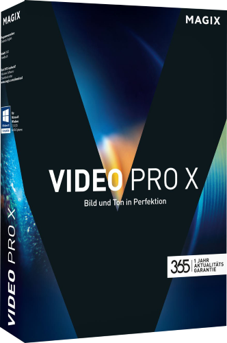 MAGIX Video Pro X8 15.0.4.164 Deutsch