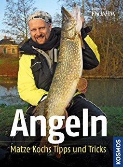 Buch Cover für Angeln: Matze Kochs Tipps und Tricks