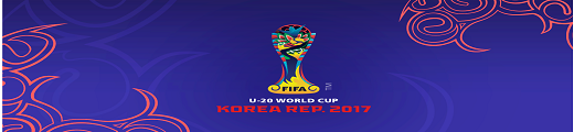 [SPORT] FIFA U20 Soccer World Cup 2017 - South Korea
