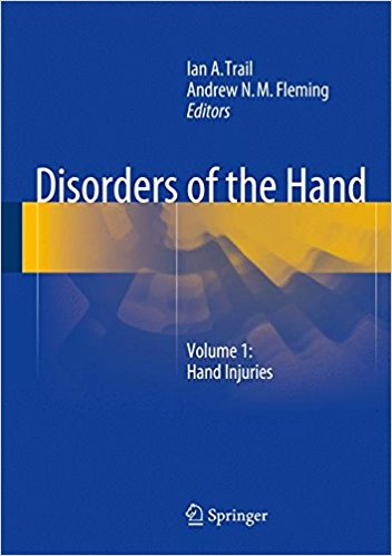 Disorders of the Hand Volume 1 Hand Injuries