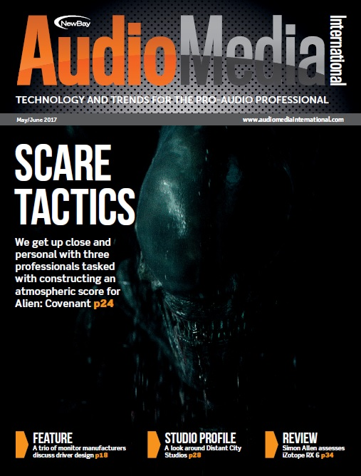 Audio Media International May June 2017