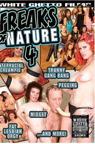 Freaks Of Nature 4 2017 Xxx Dvdrip x264-HaiRypussy