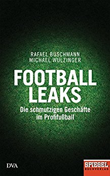 Buch Cover für Football Leaks