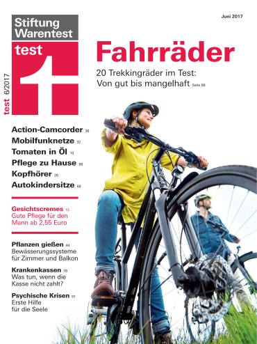 stiftung warentest test magazin jahresthema 2017