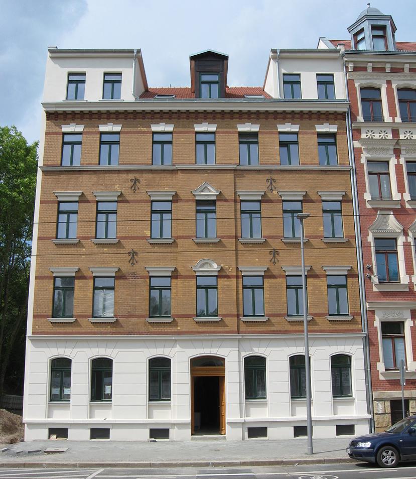 Leipzig: Überblick Akut Einsturzgefährdeter Gebäude In Der Stadt [Archiv]    Deutsches Architektur Forum