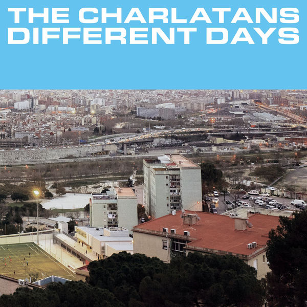 The Charlatans - Different Days (2017)
