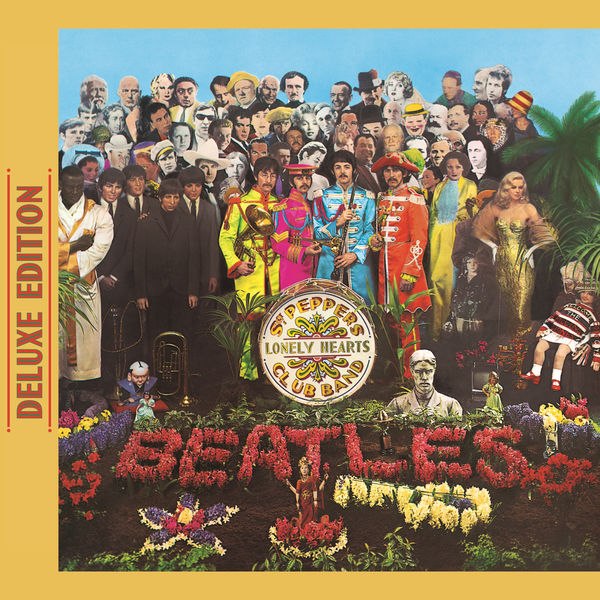 The Beatles - Sgt. Pepper's Lonely Hearts Club Band (Deluxe Edition) (2017)