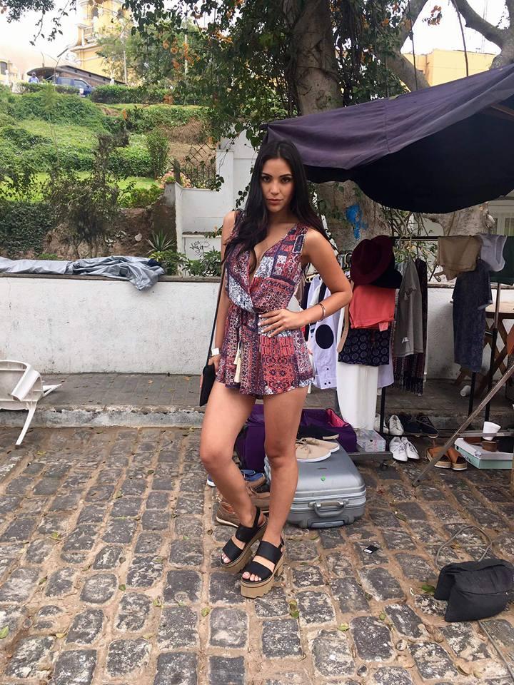 leslie reyna, candidata a miss peru universo 2019/miss supranational peru 2017. Utehgz8p