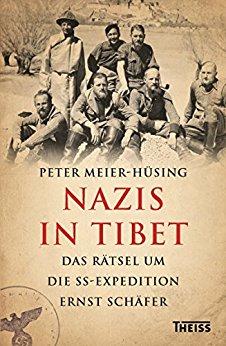 Buch Cover für Nazis in Tibet