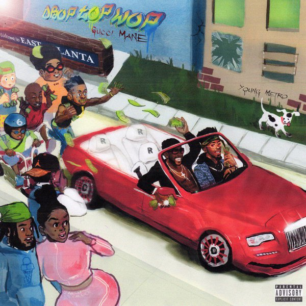 Gucci Mane - Droptopwop (2017)