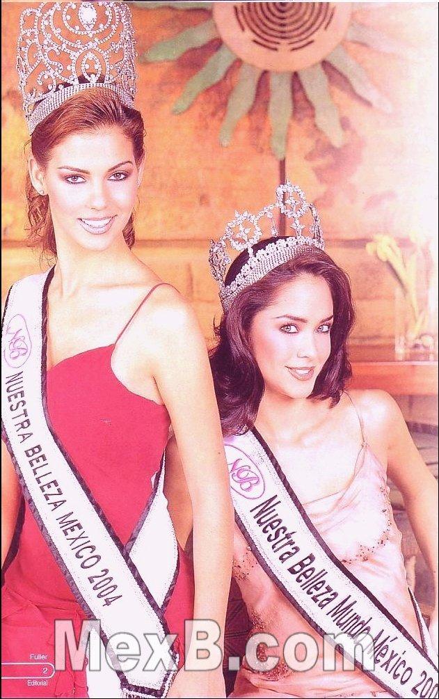 laura elizondo, 3rd runner-up de miss universe 2005. E44ln5l2