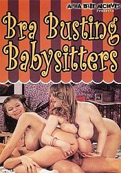 Bra Busting Babysitters Cover