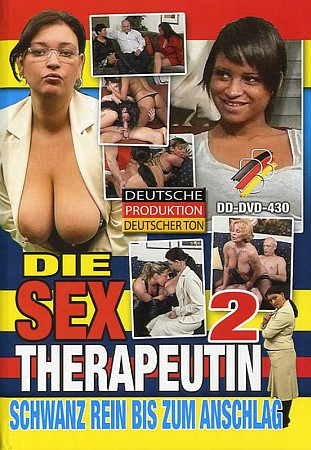 Die Sex Therapeutin 2  Cover