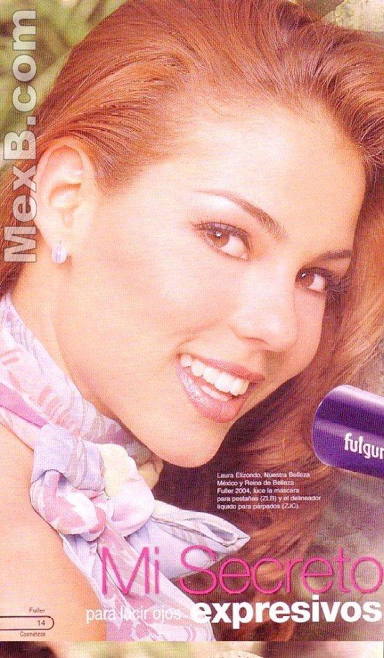 laura elizondo, 3rd runner-up de miss universe 2005. Pu454o9g