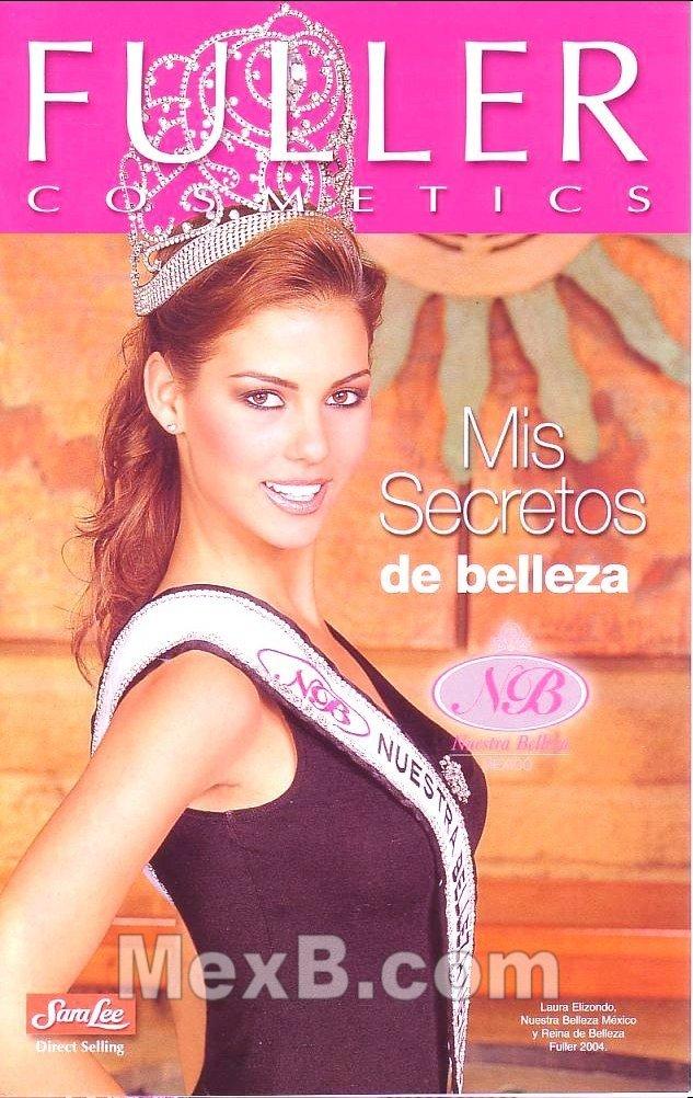 laura elizondo, 3rd runner-up de miss universe 2005. Tescvnah