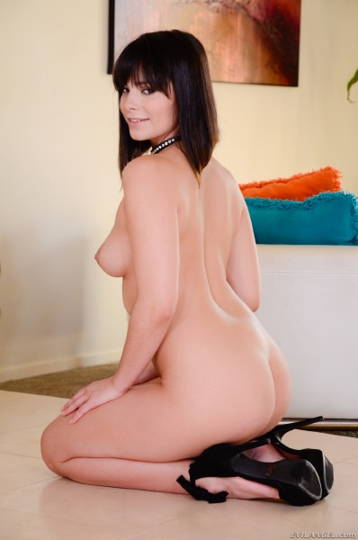 Violet Starr - Horny Young Sluts, Scene 4 Cover