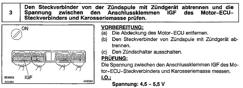 Gemütlich Chrysler Zündspule Schaltplan Ideen - Elektrische ...