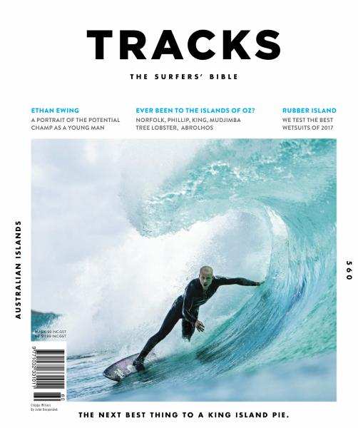 Tracks Issue 560 2017