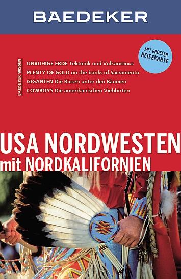 Baedeker - Reiseführer - USA Nordwesten mit Nordkalifornien