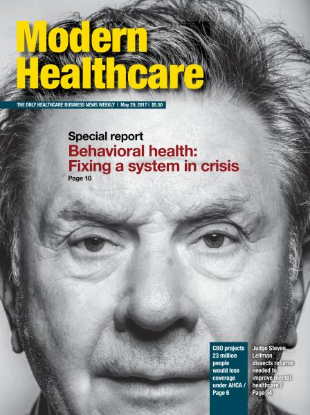 Modern Healthcare May 29 2017