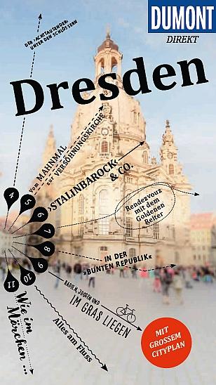 Dumont - Direkt-Reiseführer - Dresden