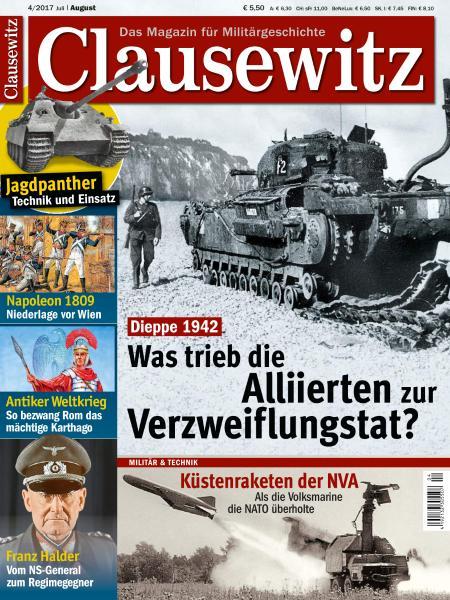 Clausewitz Juni August 2017