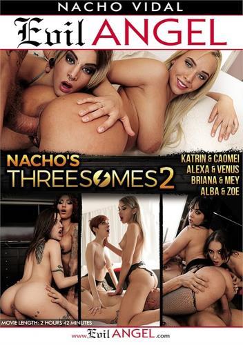 Nachos Threesomes 2 (2017) WEBRip/SD