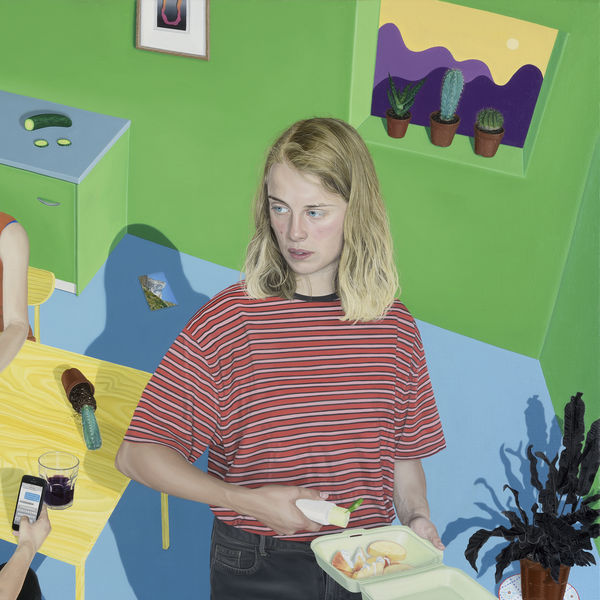 Marika Hackman - I'm Not Your Man (Deluxe) (2017)