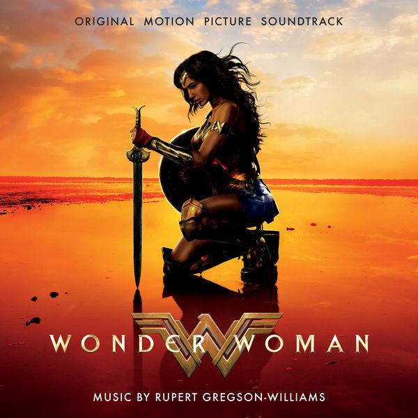 Rupert Gregson-Williams - Wonder Woman (OST) (2017)