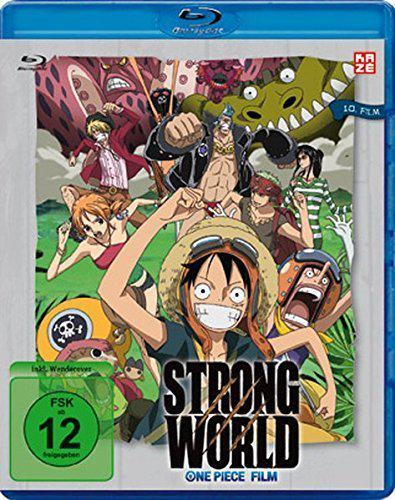 One Piece Movie 13 Ger Sub