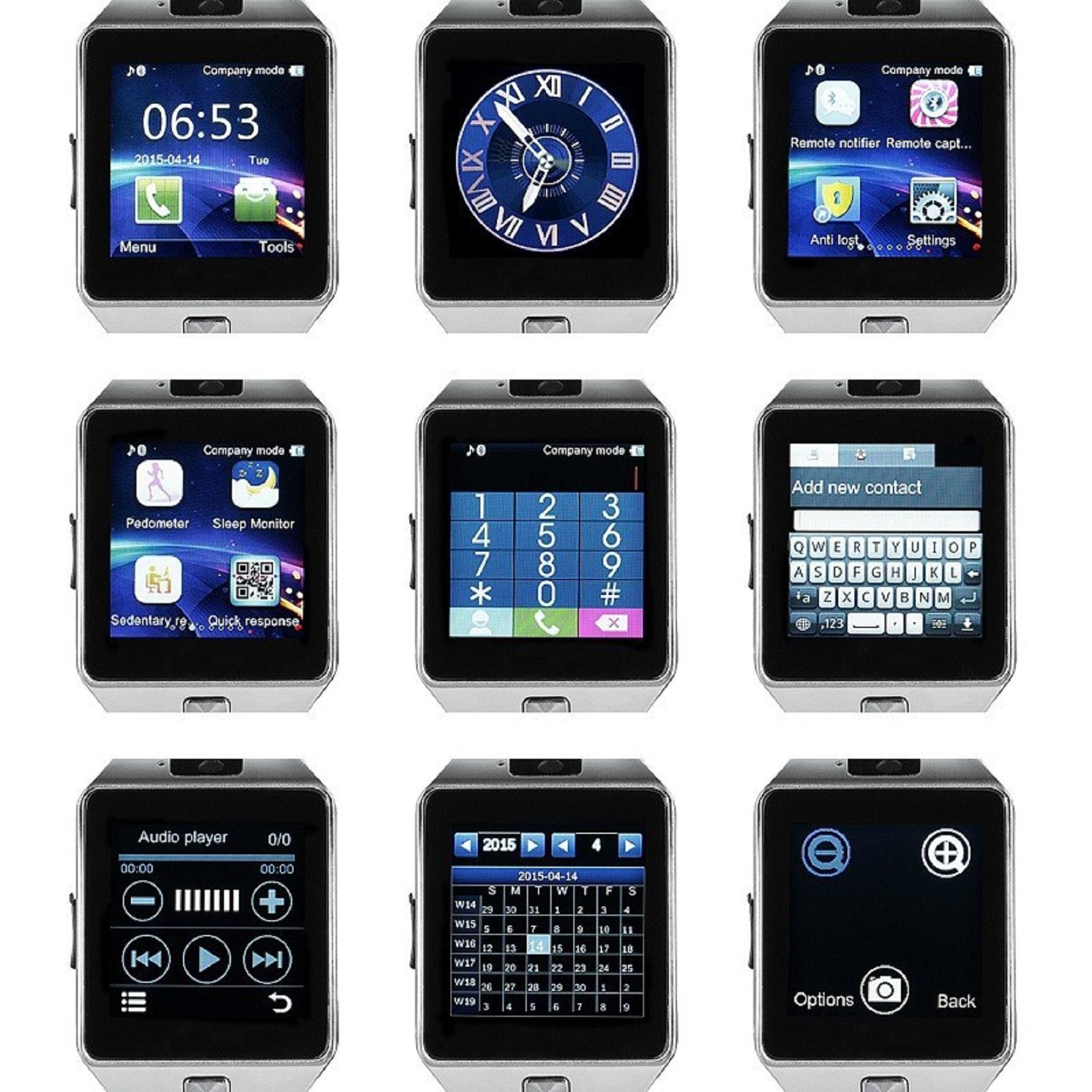 smartphone uhr handy