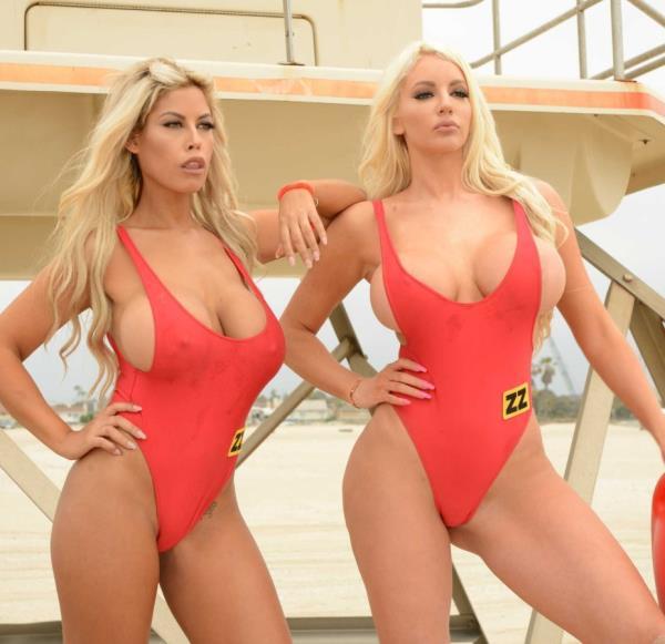 Bridgette B, Nicolette Shea - BabeZZ Watch_ A XXX Parody 1080p