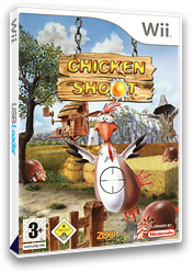 Chicken Shoot PAL [WBFS] Xbox Ps3 Pc Xbox360 Wii Nintendo Mac Linux