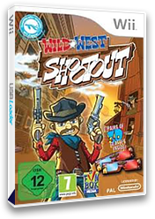 Wild West Shootout PAL [WBFS] Xbox Ps3 Pc Xbox360 Wii Nintendo Mac Linux