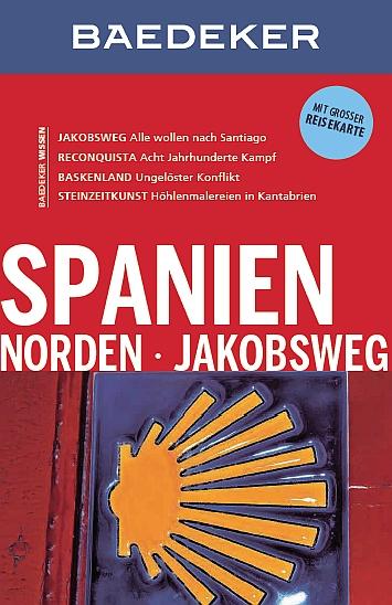 Baedeker - Reiseführer - Spanien Norden • Jakobsweg