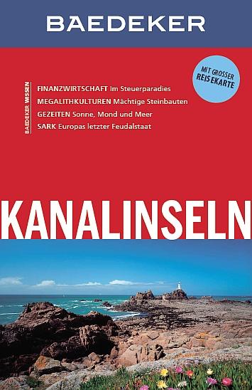 Baedeker - Reiseführer - Kanalinseln