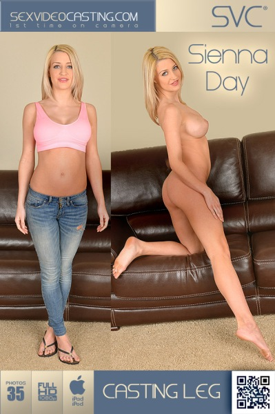Sienna Day - The Blonde Ambition