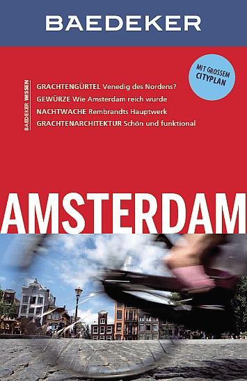 Baedeker - Reiseführer - Amsterdam