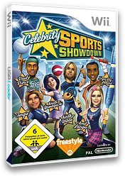 Celebrity Sports Showdown PAL [WBFS] Xbox Ps3 Pc Xbox360 Wii Nintendo Mac Linux