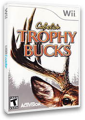 Cabelas Trophy Bucks NTSC [WBFS] Xbox Ps3 Pc Xbox360 Wii Nintendo Mac Linux