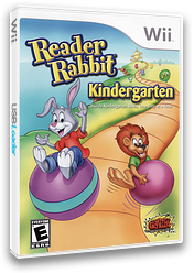 Reader Rabbit Kindergarten NTSC [WBFS] Xbox Ps3 Pc Xbox360 Wii Nintendo Mac Linux