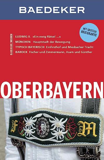 Baedeker - Reiseführer - Oberbayern