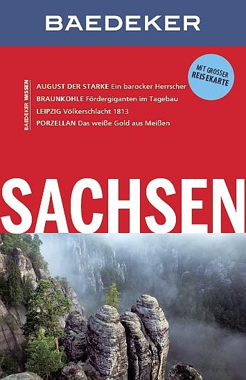 Baedeker - Reiseführer - Sachsen